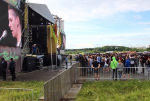 В Перми состоялся юбилейный фестиваль Rock-Line