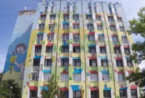 Граффити размером в тысячу квадратных метров появилось в Перми