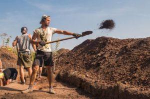 Захоронения эпохи великих гуннов исследуют археологи Пермского края