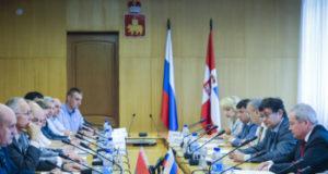Пермский край нашёл точки взаимодействия с Республикой Беларусь