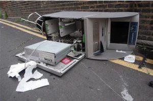 Очередное нападение на банкомат произошло в Перми