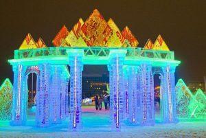Пермский ледовый городок посвятят Году экологии в России