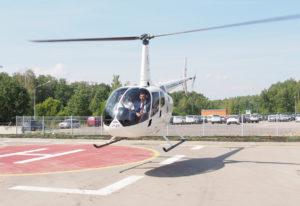 В Пермском крае построят вертолётный центр
