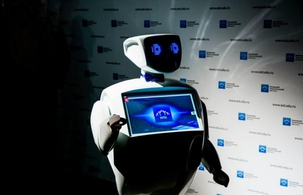 Сбербанк вместе с ФРИИ готов инвестировать в пермский Promobot