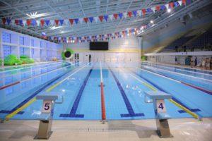 В пермском спорткомплексе «Олимпия» откроется фитнес-центр и новый детский бассейн
