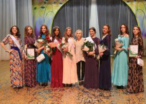 В Перми выбрали самую красивую студентку