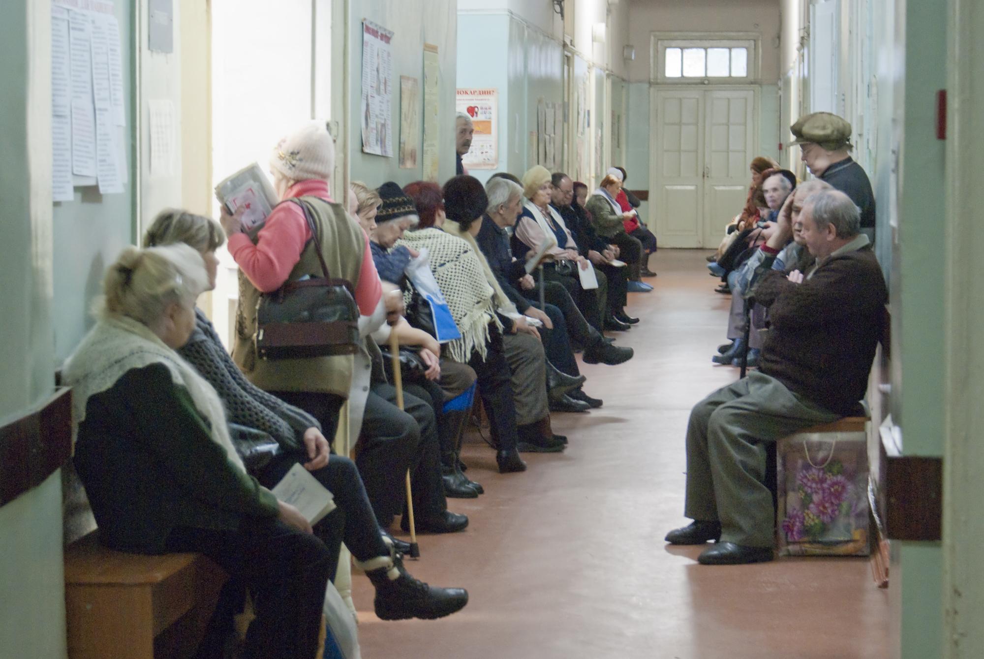 Следственное управление Пермского края заинтересовалось смертью пациента в очереди на рентген