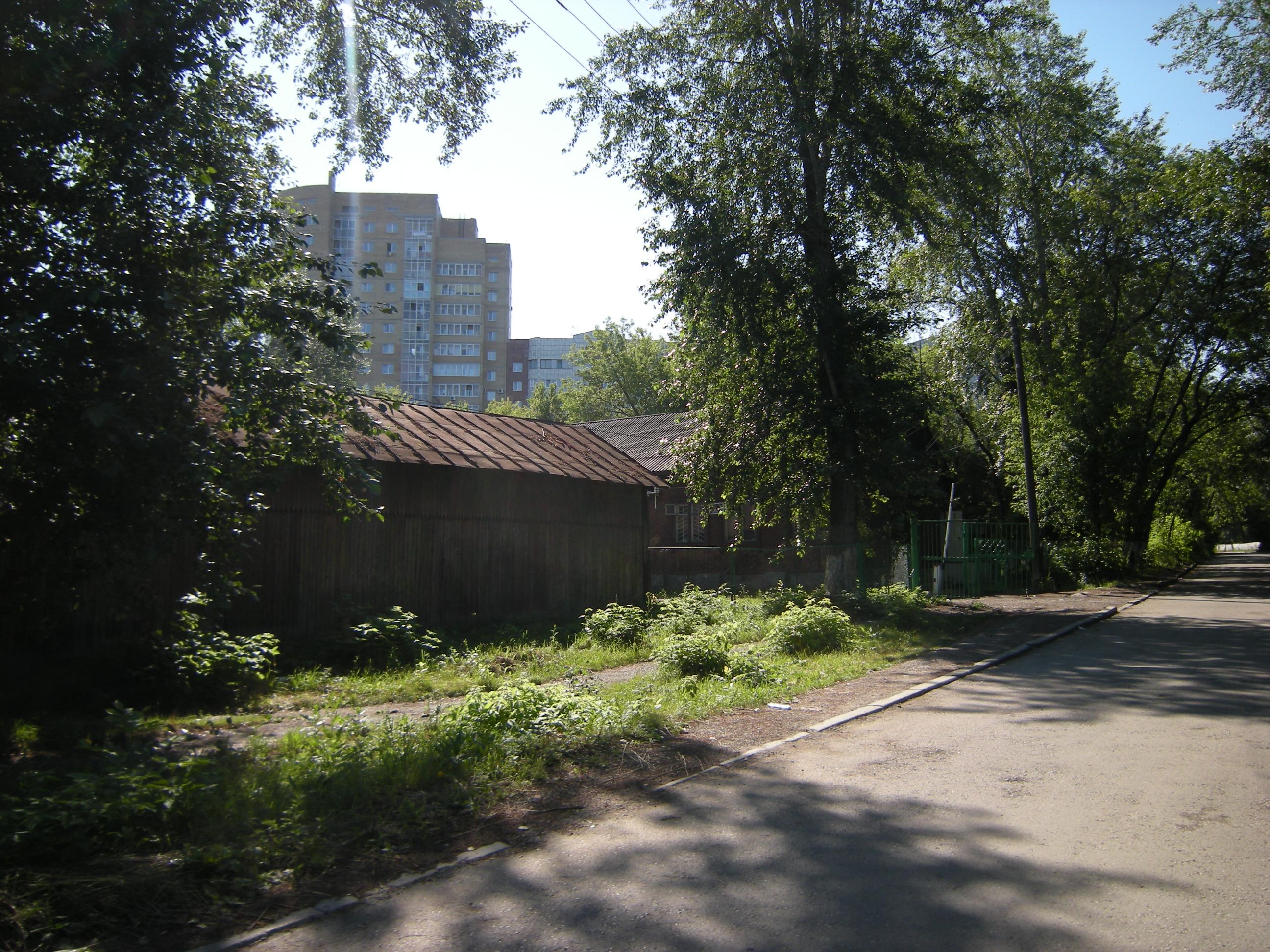 Пермские власти подписали договор на развитие застроенной территории