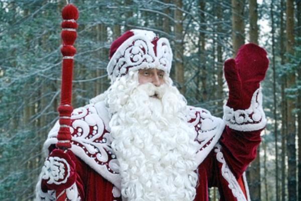 В Пермь едет Всероссийский Дед Мороз