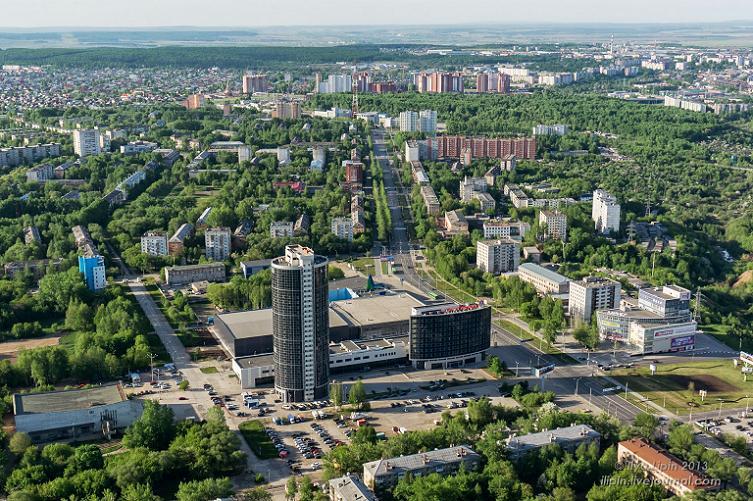 Пермские предприятия наградили за благоустройство города