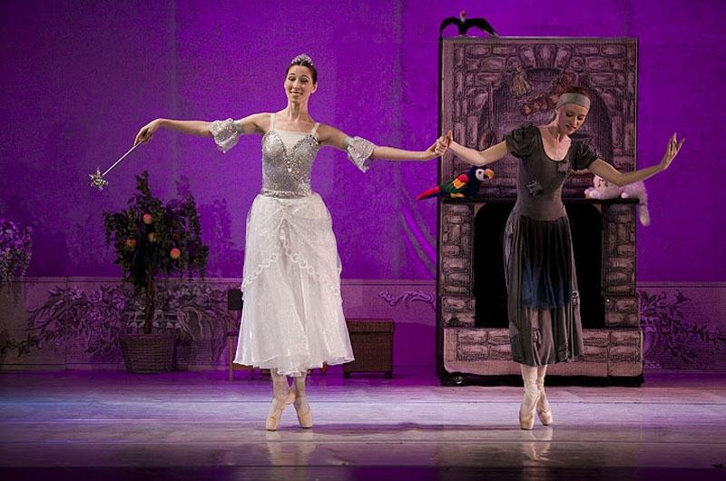 Новую версию «Золушку» можно будет увидеть в Пермском театре оперы и балета