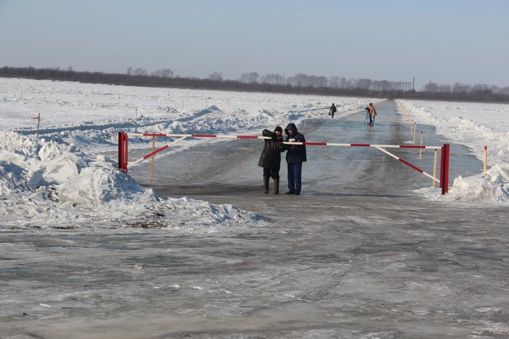 В Прикамье открывается четырнадцать ледовых переправ