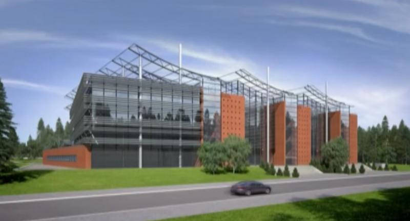 Для строительства Школы Сколково в Перми вырубят сосновый бор