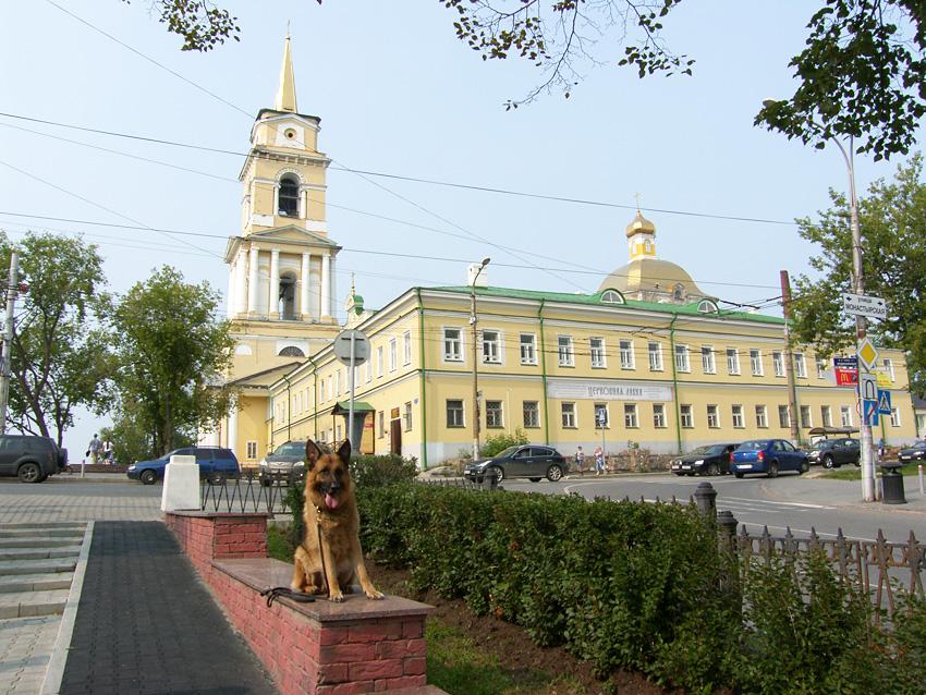 Пермская епархия продолжит пользоваться зданием Кафедрального собора