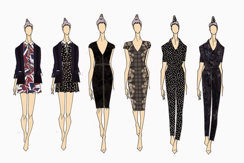Лучшее чёрное платье выбирали в Перми