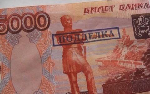 Преступников-фальшивомонетчиков оштрафовали на миллион рублей