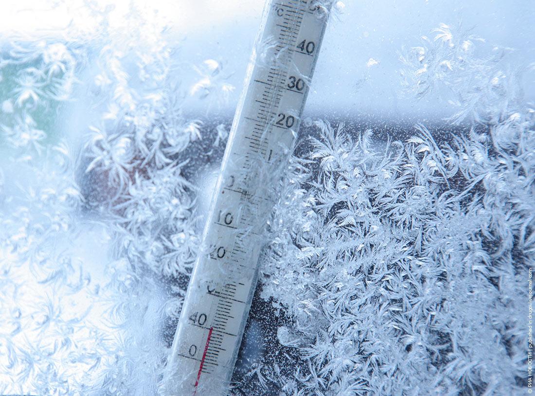 Сорокаградусные морозы ударят в Прикамье