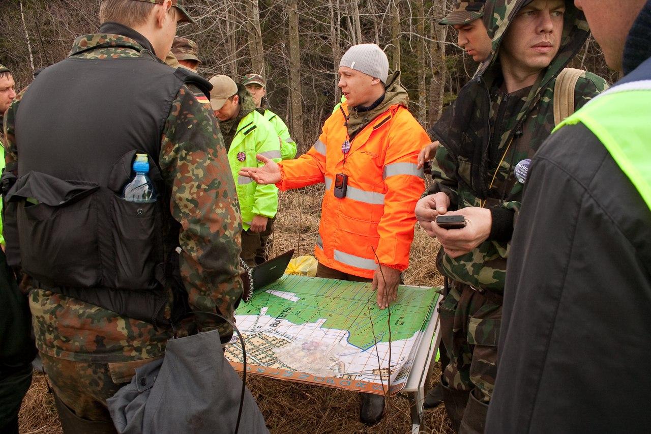 Пермские волонтёры ищут пропавших взрослых и детей