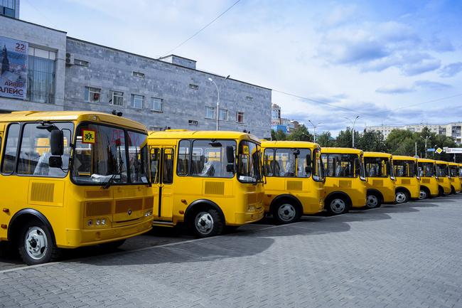 В Прикамье планируют организовать центр контроля за передвижением школьных автобусов