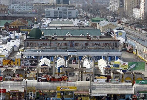 В этом году будет готов проект реконструкции площади Центрального рынка в Перми