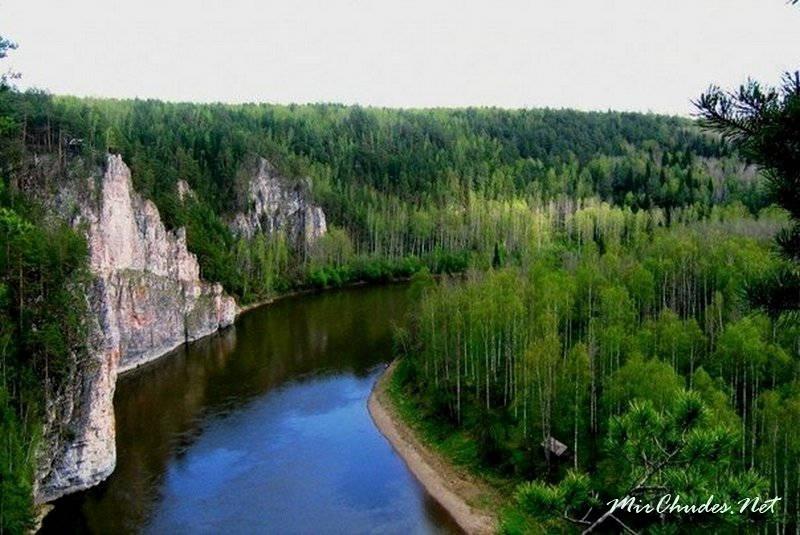 В Пермском крае создадут парк за 23 миллиона рублей