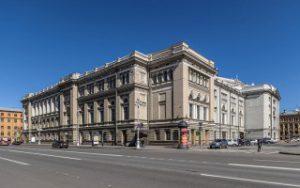 Новое здания для пермского театра