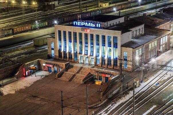 Проект реконструкции вокзала Пермь II под угрозой