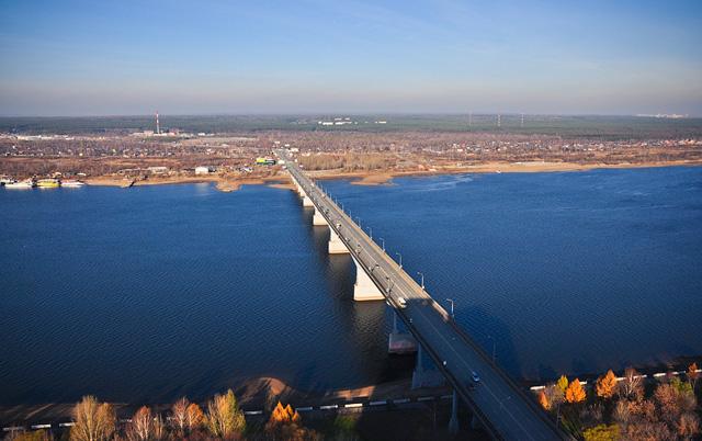 В столице Прикамья презентовали варианты строительства третьего моста через Каму