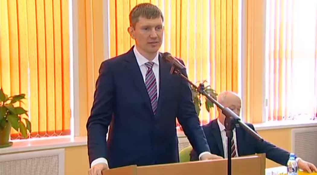 Решетников объявил о своём участии в губернаторской гонке