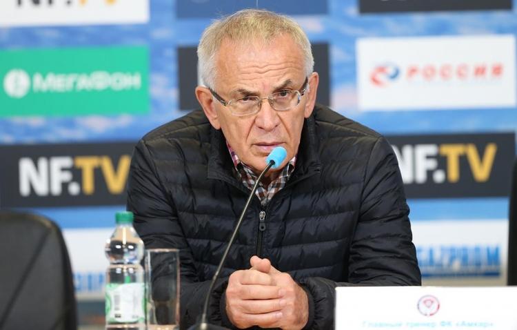 Главный тренер «Амкара» рассказал о новом стадионе в Перми