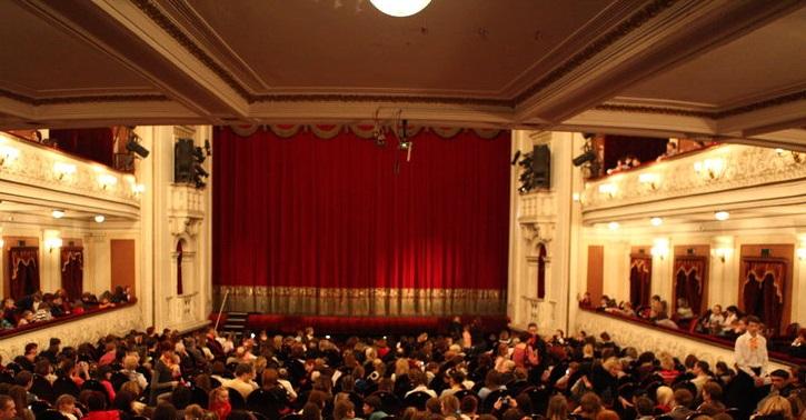 В Перми обсуждают эскизы нового оперного театра