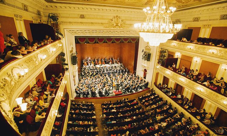 В пермском оперном театре представлен новый директор