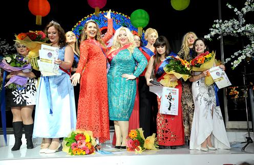 В конкурсе красоты «Мисс Русь» примут участие три пермячки