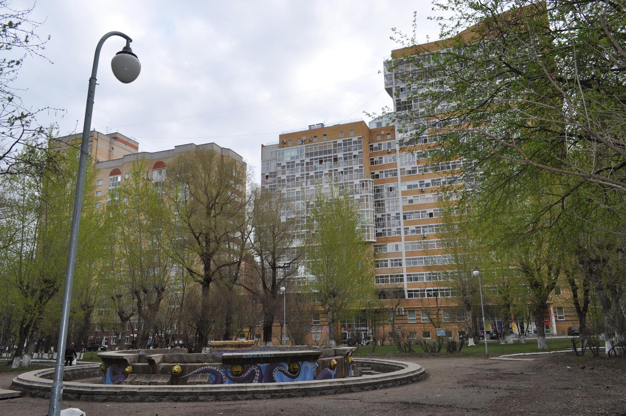 В Перми готовятся реконструировать сквер имени Розалии Землячки