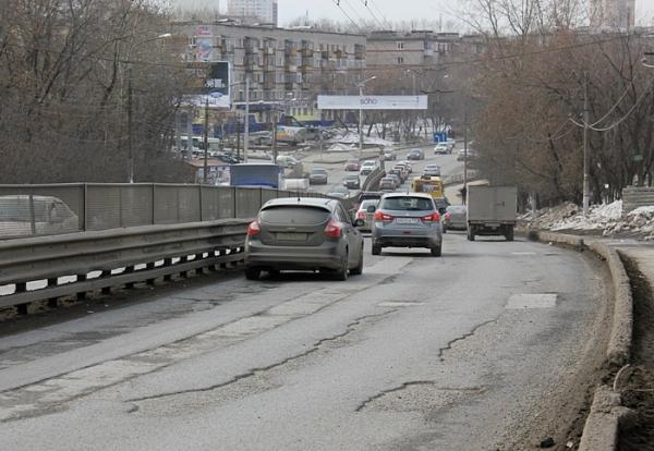 Пермское шоссе Космонавтов отремонтируют в 2017 году