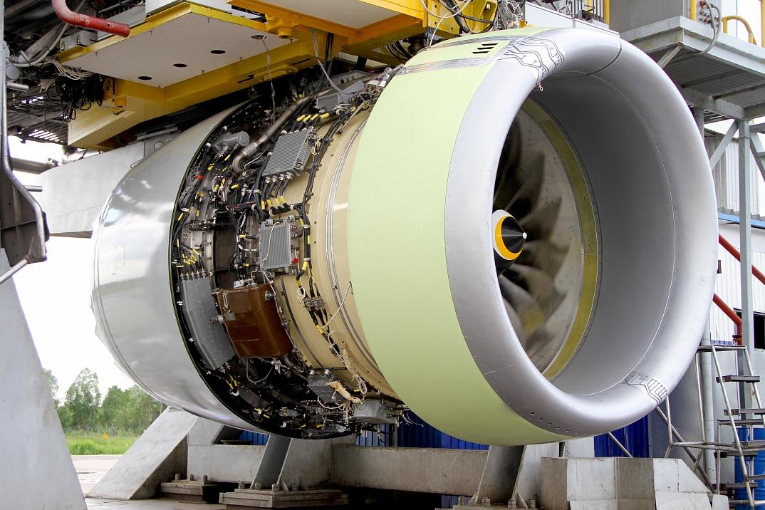 Пермский авиадвигатель прошёл второй этап лётных испытаний