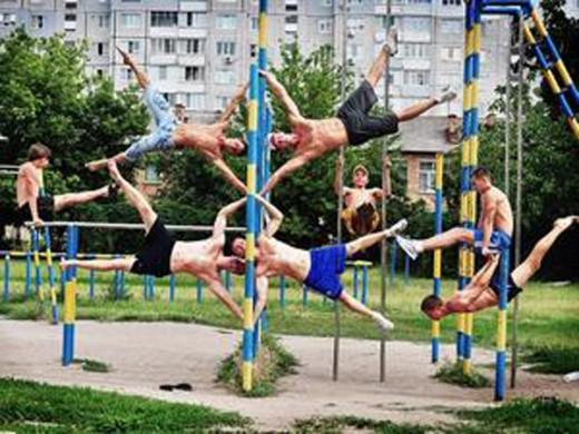 Межрегиональный фестиваль дворового спорта открылся в Перми
