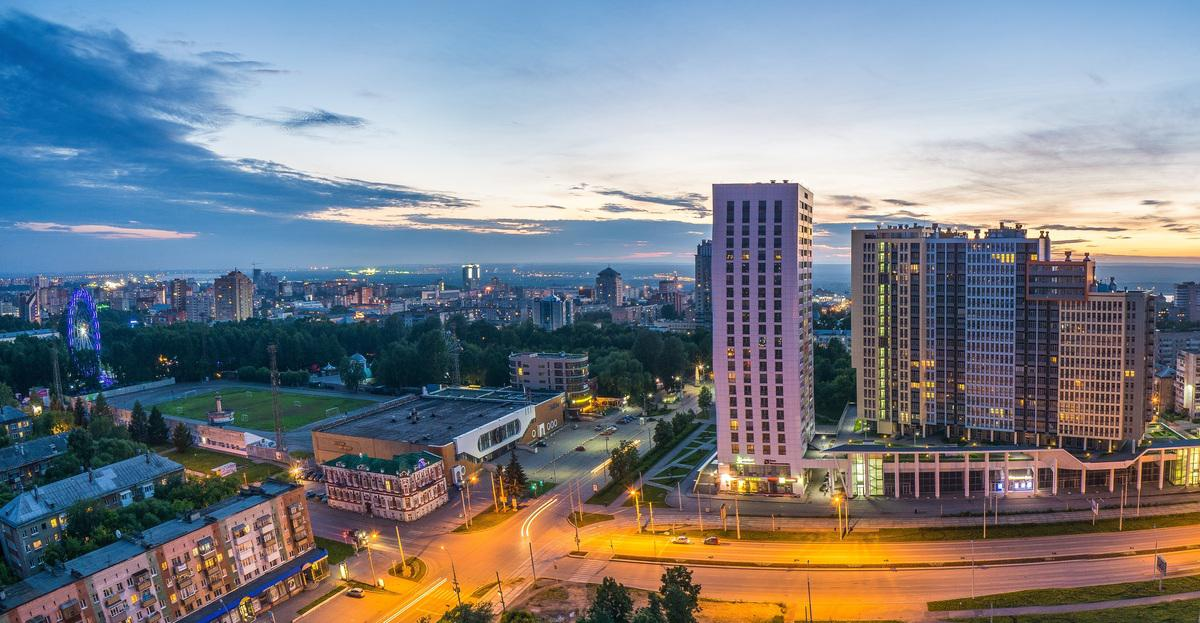 Общественное пространство пермского «Нового центра» признано лучшим