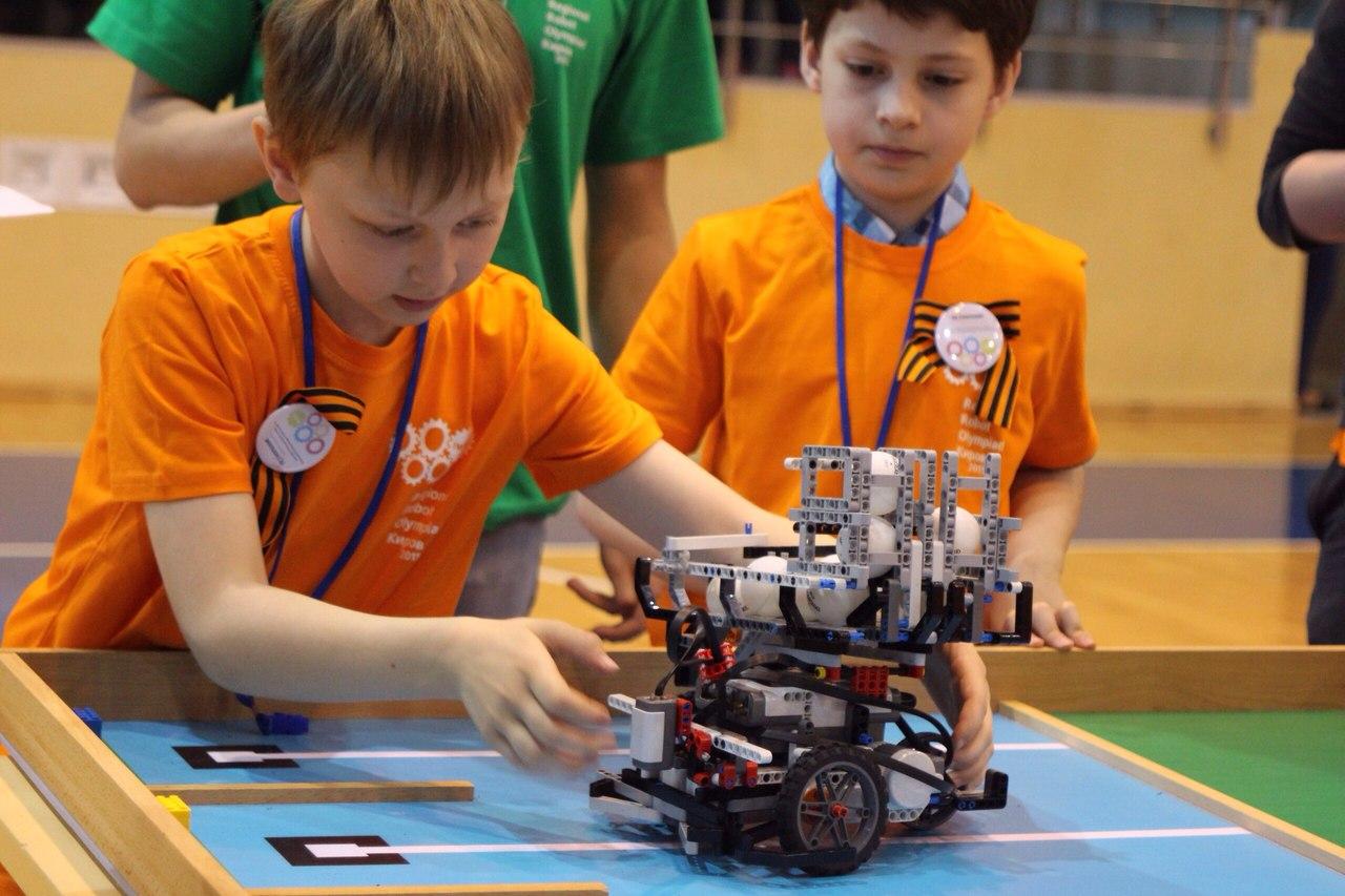 Школьники из Прикамья взяли бронзу на робототехнической олимпиаде