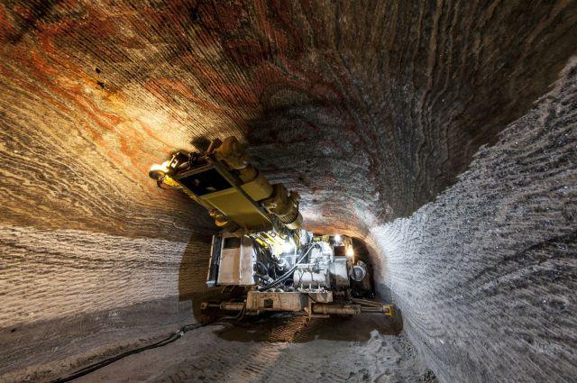 В Прикамье появится новый рудник «Уралкалия»