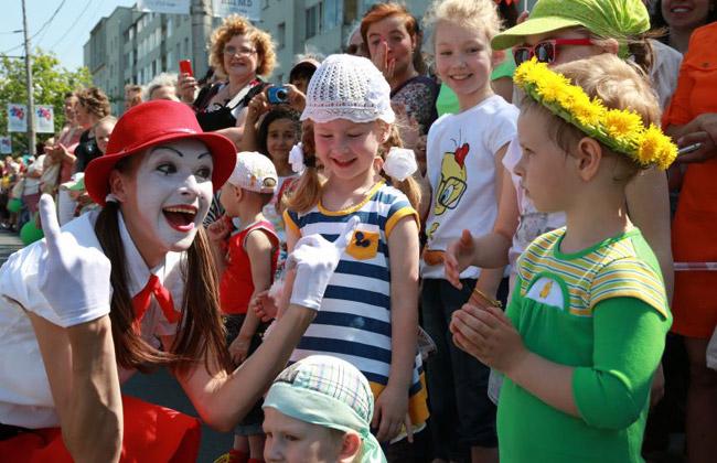 В Перми стартует фестиваль уличных театров