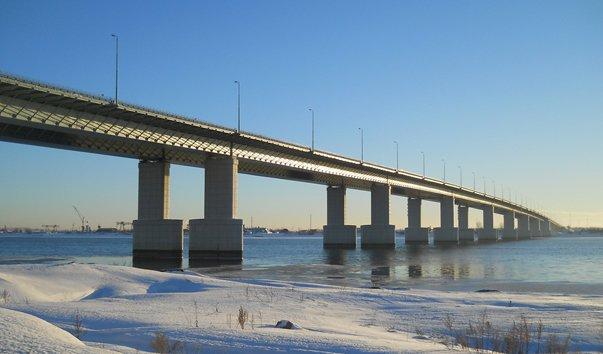 Новый мост через Каму в Прикамье будет построен после 2022 года