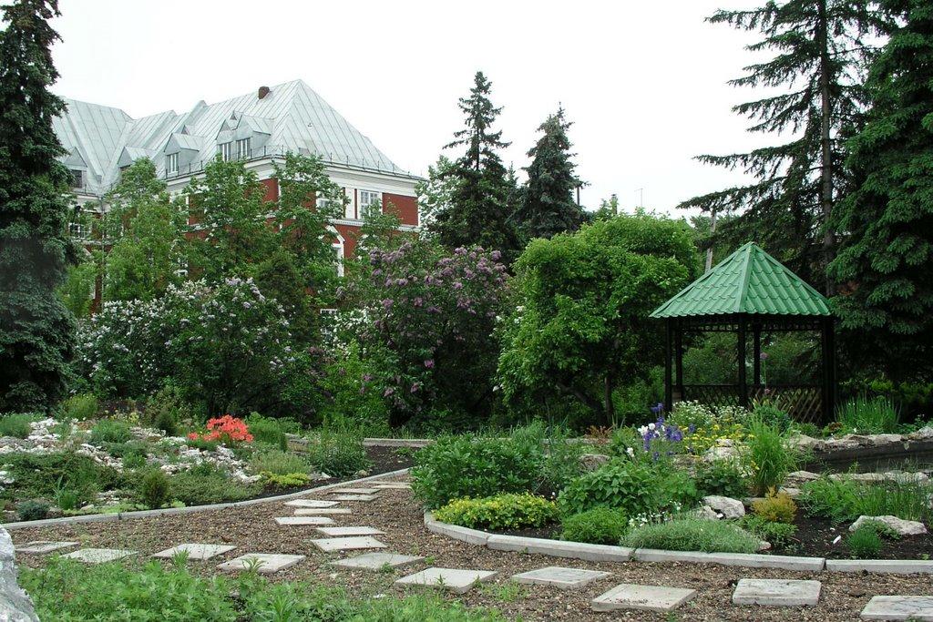 В пермском ботаническом саду заработал лекторий