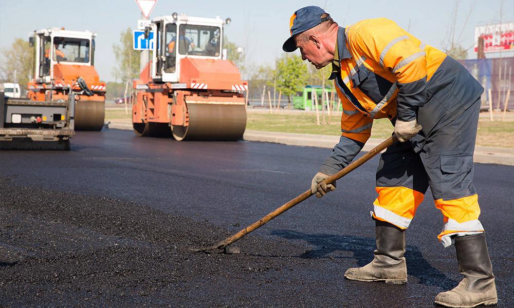 В Перми завершают ремонты дорожных объектов