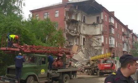 В столице Прикамья впервые рассмотрели дело об обрушении дома