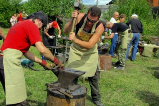В Соликамске стартует фестиваль кузнечного мастерства