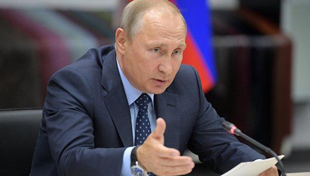 В столицу Прикамья едет Владимир Путин