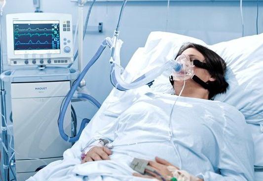 В Прикамье врачи спасли девушку с поражением дыхательной системы