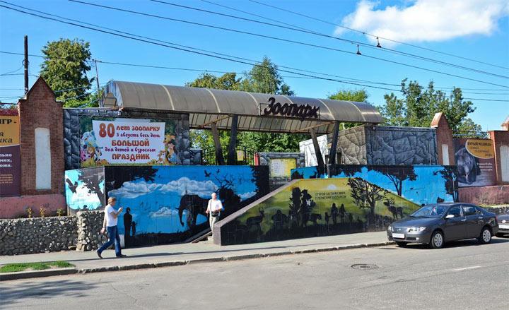 На строительстве пермского зоопарка сокращено отставание от графика работ