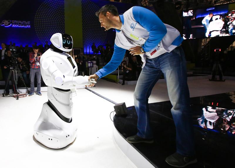 Promobot примет участие в Пермском международном марафоне